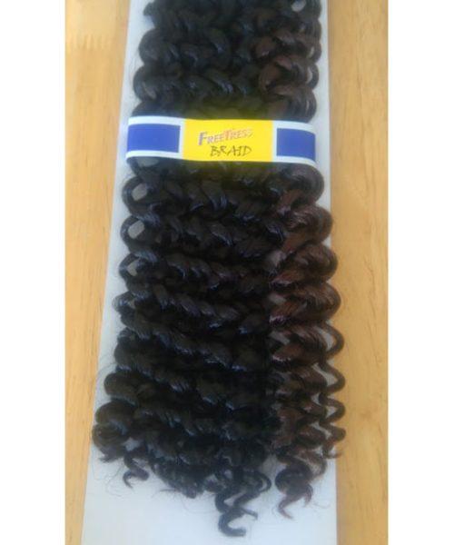 Freetress WATER WAVE Bulk, SHAKE N GO (Braid, Crochet or PicK& Drop)-3
