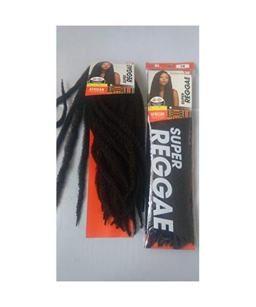 Super Reggae Soft Marley Braid