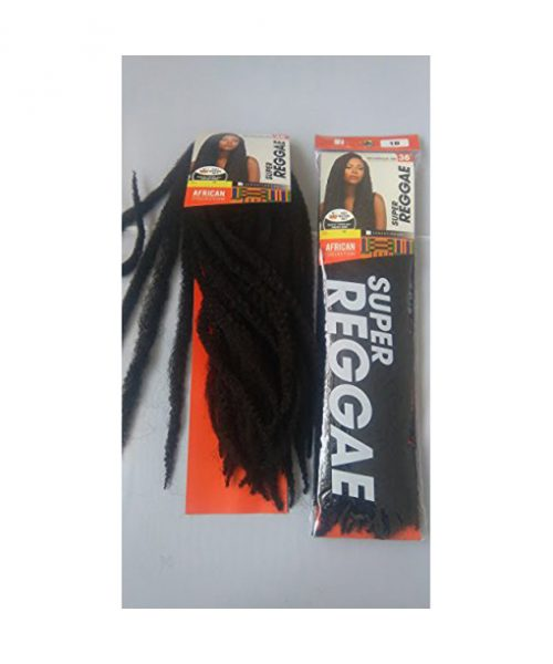 Super Reggae Soft Marley Braid
