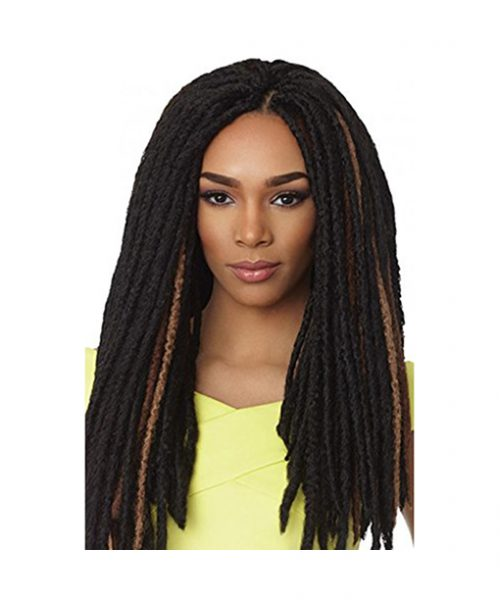 Blac1B Double Ended Dreadlocks